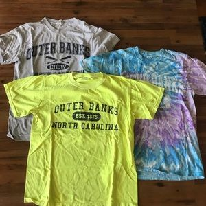 Outer Banks t-shirt BUNDLE!